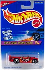 Hot Wheels No. 541 Biff Bam Boom Series #1 Mini Truck w/3SP's MOC