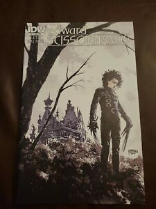 Edward Scissorhands #1 NM 1st Official Appearance Subscription Variant IDW 2014