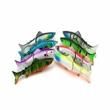 Assorted Fish Outdoor Spinner Baits Tackle Hooks Road Sub Bait Fishing Lures