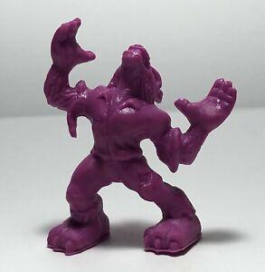 Monster In My Pocket Werewolf Neon Purple Figure Series 1 Matchbox 1990 Rare