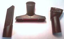 Dirt Devil Düsenset 3 teilig mit Fugendüse Polsterdüse und Möbelpinsel 35mm