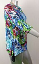 INVESTMENTS TOP Size PETITE PXL asymmetrical  NWT