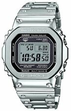 Casio G-Shock Full Metal Silver 35th Anniversary GMW-B5000D-1 Limited Edition