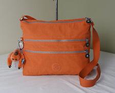 Kipling HB4061 Spicy Orange Alvar Shoulder Cross body Travel Bag