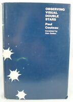 Observing Visual Double Stars by Paul Couteau 1981 HC/DJ Illustrated Astronomy