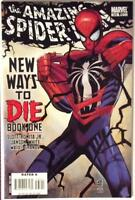 Amazing Spider-Man #568A (Marvel 2008) High grade. NC20