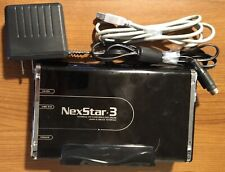 "Vantec NexStar 3 External 3.5"" Hard Drive Enclosure - Fast Shipping"