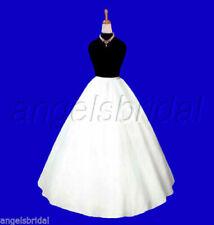 Jupons pour la mariée