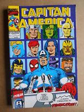 Capitan America & I Vendicatori  n°81 1994 Marvel Italia Star Comics  [G406]
