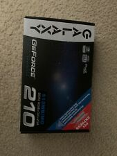 Galaxy NVIDIA GeForce 210 512MB DDR2  PCI Exprrss Graphics Card