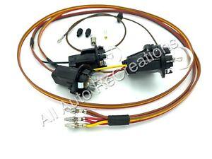 Holden HK HT HG Tail Light Wiring Loom Repair Kit Monaro Wagon Kingswood HKTG