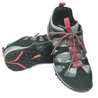 Merrell Women's Siren Hex Q2 Turbulence Hiking Shoe Sz 8 J09438 Gray Black Pink