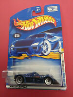 HOT WHEELS - FIRST EDITIONS - RILEY & SCOTT MK III - LONG CARD - 2001 - 5883