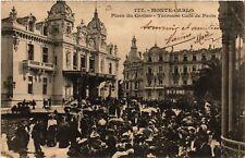 CPA Monaco - Monte-Carlo - Place du Casino (477047)