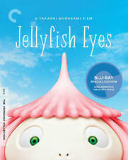 Jellyfish Eyes (Blu-ray Disc, 2015, Criterion Collection) NEW!