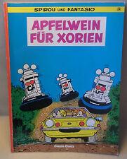 """Carlsen Verlag Comic Spirou und Fantasio Band 24 """" Apfelwein für Xorien """""""