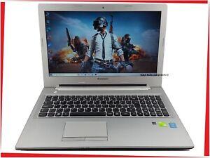 "15.6"" Lenovo Z50 Gaming Laptop i7 up to 3.1GHz 8GB 240GB SSD Win10 GeForce"