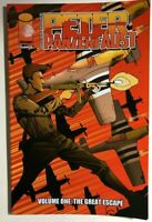 PETER PANZERFAUST volume one The Great Escape (2013) Image Comics TPB VG+