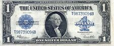 1923 $1 Silver Certificate. Lightly Circulated. Lot #1983