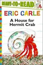 A House for Hermit Crab by Eric Carle (Paperback / softback, 2014)
