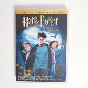 Harry Potter and the Prizoner of Azkaban Movie DVD Region 4 AUS Free Postage