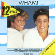 12 Inch Mixes - Wham! (CD Maxi Single New)