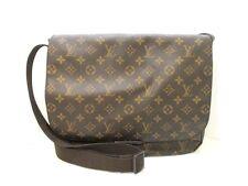 Auth LOUIS VUITTON Messenger MM Beaubourg Monogram M97038 Shoulder Bag CA1111