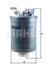 KL 410D Knecht Filtre à carburant pour VW POLO (6N2)