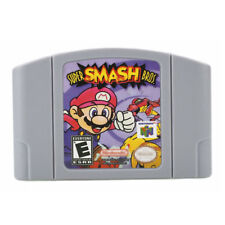 Super Smash Bros Game Card For N64 Nintendo 64 US Version Playing Game Card US