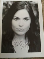 7x5 Hand Signed Photo of Tiffany Chapman - Brookside & Emmerdale