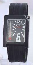 Analoge Markenlose Armbanduhren mit Silikon -/Gummi-Armband für Herren