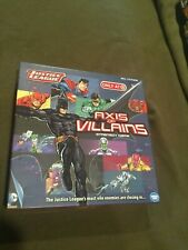 Justice League Axis of Villains Strategy Game Only Target Exclusive Board Game