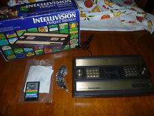 Intellivision Game System Console Complete in Original Box Tested + Nova Blast