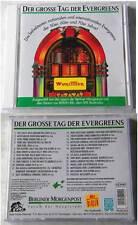 25 Evergreens - Bill Haley,Dalida.. Rare Bear Family-CD