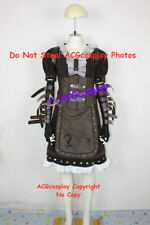 Alice Madness Returns Alice steam Cosplay Costume include long stockings