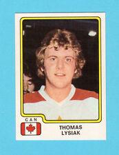 Tom Lysiak Team Canada 1979 Panini Hockey Sticker