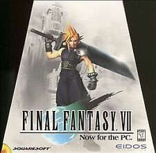 Final Fantasy VII (PC, 1998)
