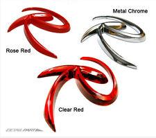 """Detailpart Logo """"R"""" Car 3D Emblem for KIA Sportage & Sorento & Sedona"""