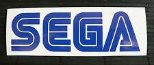 adesivo SEGA playstation sticker decal vynil moto auto car wall vetro game gioco