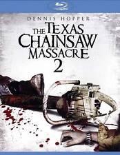 The Texas Chainsaw Massacre 2 Blu-Ray Tobe Hooper(Dir)