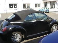 VW New Beetle Cabrio Verdeck Montage Anleitung Einbau Montierhilfe Arbeitshilfe