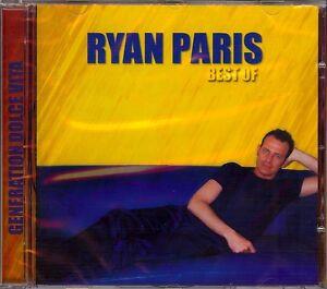 RYAN PARIS - Best of -  CD