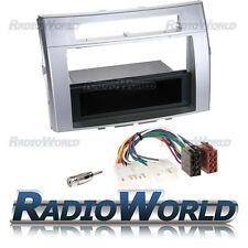 Toyota Corolla Verso 04-09 Kit de Montaje de Radio Adaptador Single Din Fascia Panel