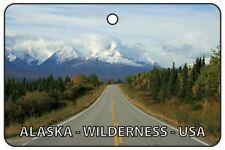 Désodorisant De Voiture ALASKA - WILDERNESS - USA