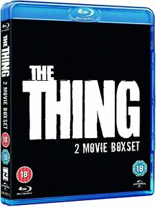 The Thing (1982)/The Thing (2011): 2 Film Collection (Blu-ray) Kurt Russell