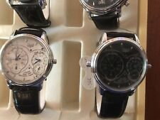 TRIAS XL AUTO:DUAL TIME:white-black Dial Germany/choose 1 / 45MM/only 1 on ebay