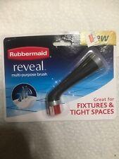 RUBBERMAID REVEAL MULTI-PURPOSE BRUSH-NEW
