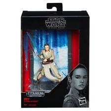 Star Wars The Black Series Titanium Rey (Starkiller Base) Action Figure - SALE!!