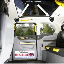 Sony Weatherproof 4 x Dash Camera HD Car Taxi CCTV Kit, LCD Screen 128GB GPS DVR