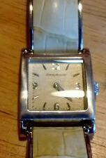 Vintage Tommy Bahama Sterling Silver Ladies watch, running with new battery NR C